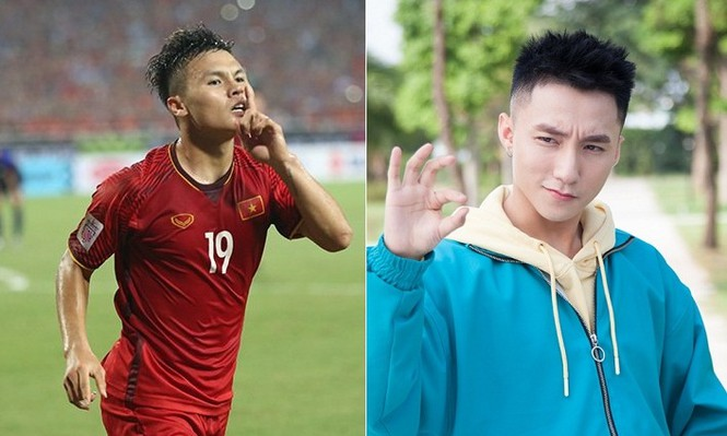 Chân dung các tuyển thủ Việt Nam qua con mắt hài hước của Hoàng Bách  - ảnh 3