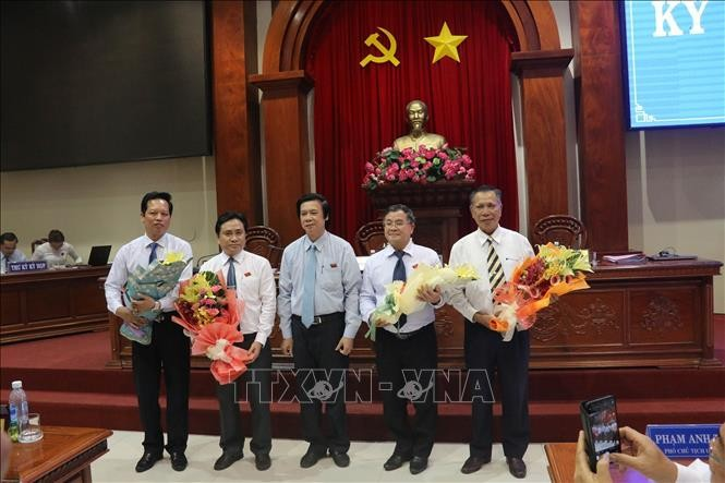 Kiện toàn nhân sự chủ chốt TPHCM, Tiền Giang - ảnh 1