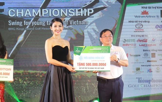 Toàn cảnh Gala trao giải Tiền Phong Golf Championship 2019 - ảnh 9