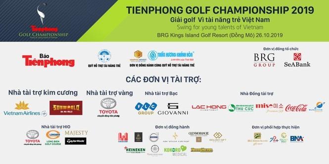 Toàn cảnh Gala trao giải Tiền Phong Golf Championship 2019 - ảnh 17