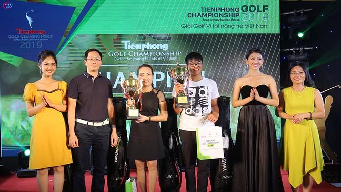 Toàn cảnh Gala trao giải Tiền Phong Golf Championship 2019 - ảnh 12