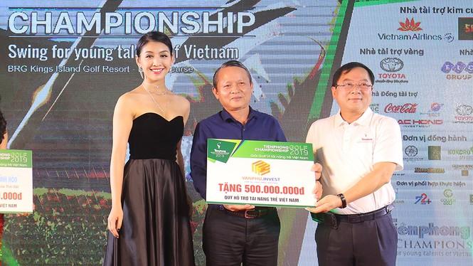 Toàn cảnh Gala trao giải Tiền Phong Golf Championship 2019 - ảnh 8