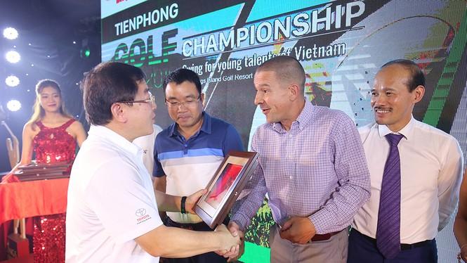 Toàn cảnh Gala trao giải Tiền Phong Golf Championship 2019 - ảnh 3