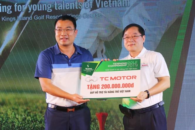 Toàn cảnh Gala trao giải Tiền Phong Golf Championship 2019 - ảnh 10