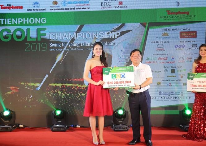 Toàn cảnh Gala trao giải Tiền Phong Golf Championship 2019 - ảnh 11