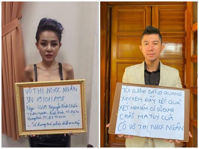 Lương Bằng Quang và Ngân 98 lên tiếng vụ bị bắt vì dương tính với ma túy - ảnh 3