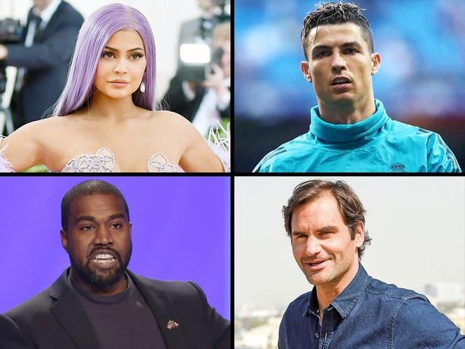 Kylie Jenner vượt Cristiano Ronaldo dẫn đầu danh sách sao kiếm tiền giỏi nhất năm 2020 - ảnh 1