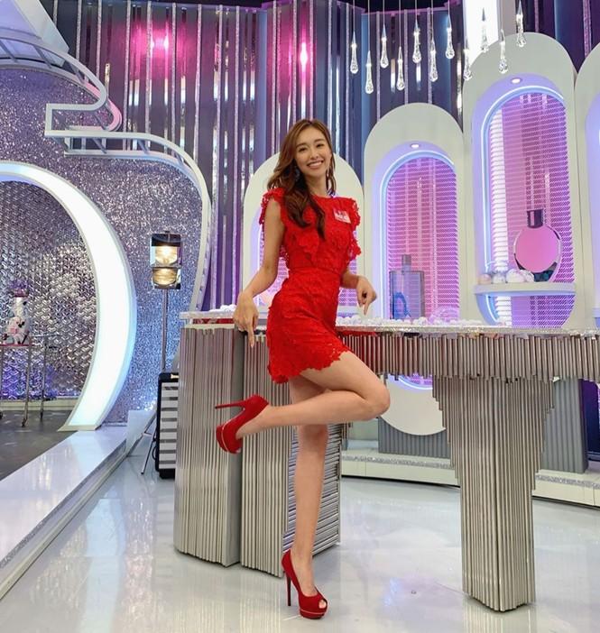 Tứ đại mỹ nhân thế hệ mới của TVB gây tranh cãi - ảnh 1