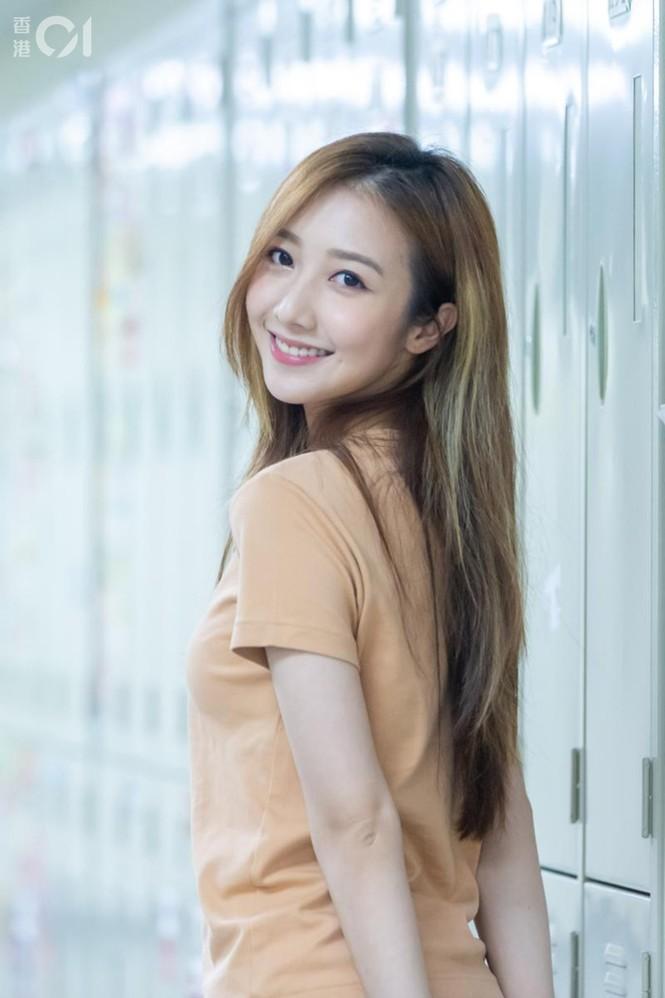 Tứ đại mỹ nhân thế hệ mới của TVB gây tranh cãi - ảnh 4