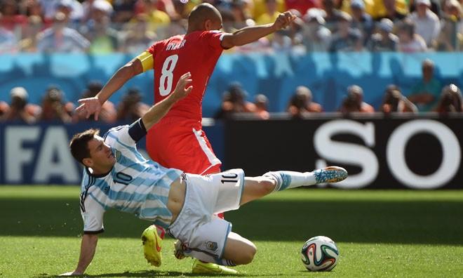 Argentina – Thụy Sĩ (1-0): 'Giải cứu' điệu Tango - ảnh 1
