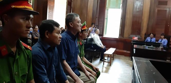 Vũ 'nhôm' từng bị bắt và trục xuất khỏi Singapore - ảnh 1