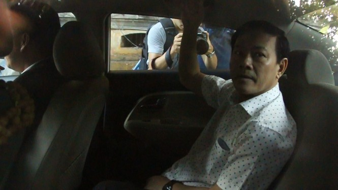 Cựu phó Viện trưởng VKSND TP Đà Nẵng dâm ô trẻ em đề nghị giám đốc thẩm - ảnh 1