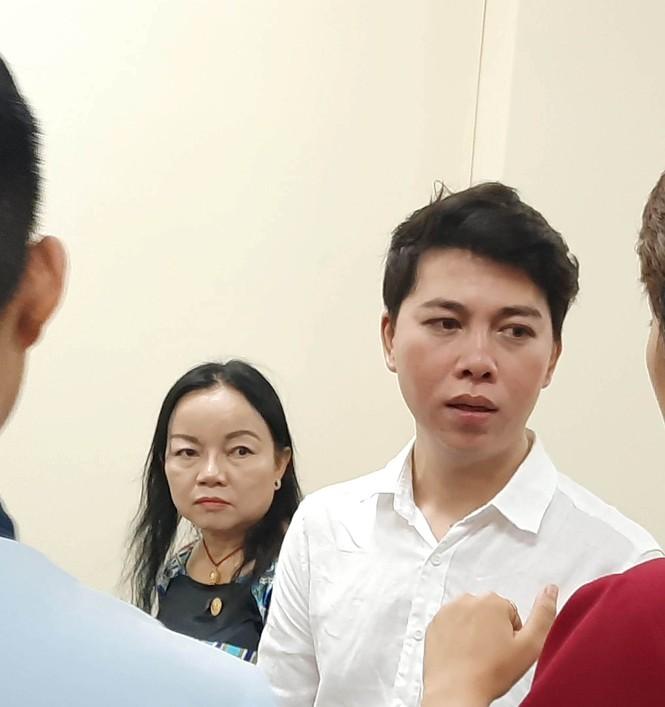 Phiên xử ca sĩ Đàm Vĩnh Hưng bị kiện kết thúc chóng vánh - ảnh 3