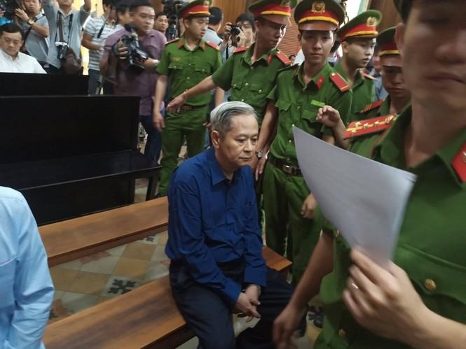 Bắt đầu xét xử nguyên Phó Chủ tịch UBND TPHCM Nguyễn Hữu Tín và đồng phạm - ảnh 1