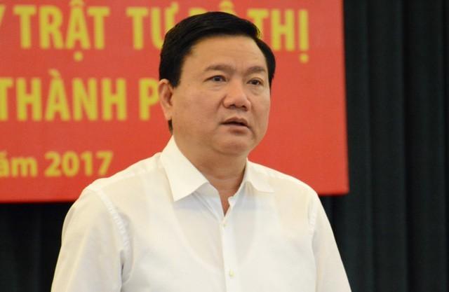 Triệu tập đại diện Bộ Giao thông đến phiên xử ông Đinh La Thăng - ảnh 1