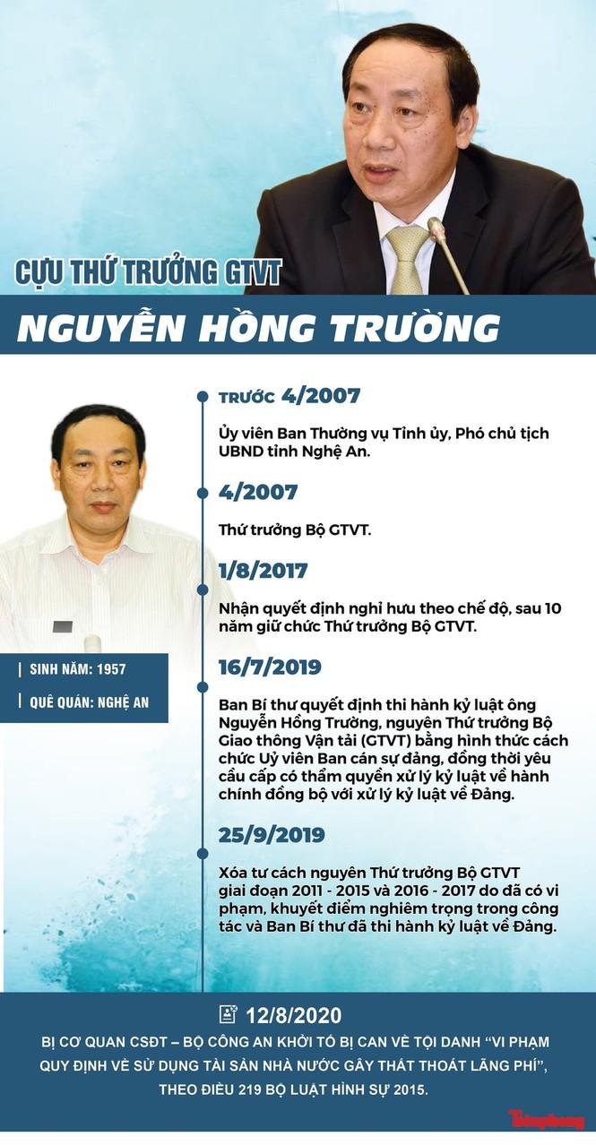 Triệu tập đại diện Bộ Giao thông đến phiên xử ông Đinh La Thăng - ảnh 4