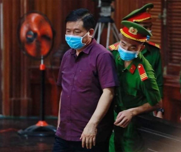 Vụ cao tốc TPHCM - Trung Lương: Ông Đinh Ngọc Hệ kháng án từ trại tạm giam - ảnh 2