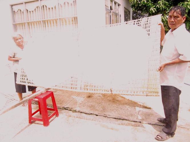 Tôn vinh 'Nghề làm bánh tráng phơi sương Trảng Bàng - di sản văn hóa phi vật thể' - ảnh 3