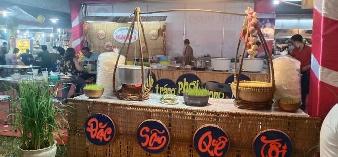Lễ hội Văn hóa - Du lịch Nghề làm Bánh tráng phơi sương  - ảnh 3