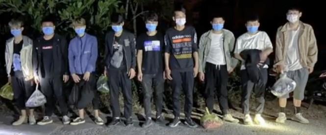 Tây Ninh bắt giữ 16 người Trung Quốc nhập cảnh trái phép - ảnh 3