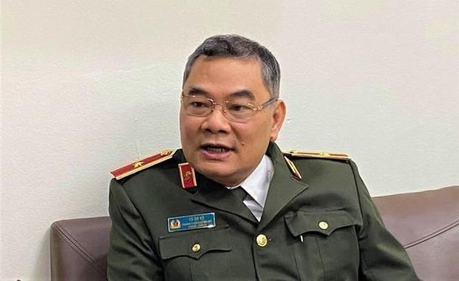 Bộ Công an bố trí lực lượng nhiều vòng, nhiều lớp bảo vệ Đại hội XIII của Đảng - ảnh 1