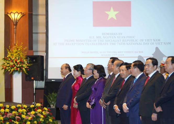 Việt Nam luôn cháy bỏng khát vọng hoà bình, thịnh vượng  - ảnh 4
