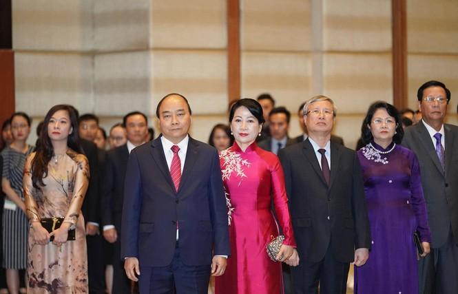 Việt Nam luôn cháy bỏng khát vọng hoà bình, thịnh vượng  - ảnh 1