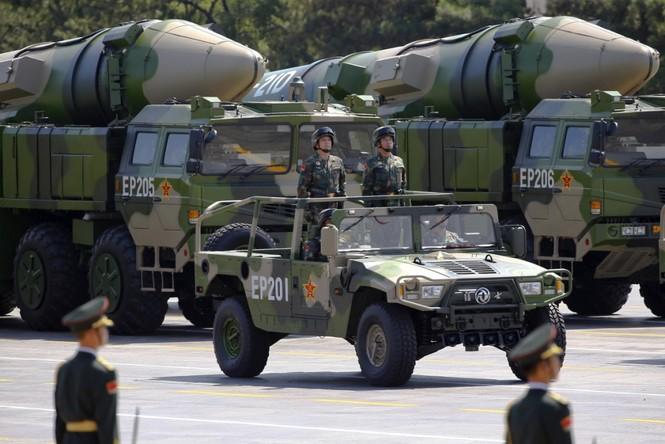 Thấy gì qua lễ diễu binh Quốc khánh Trung Quốc? - ảnh 1