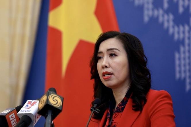 Bộ Ngoại giao nói về việc Mỹ dán nhãn 'Việt Nam thao túng tiền tệ' - ảnh 1