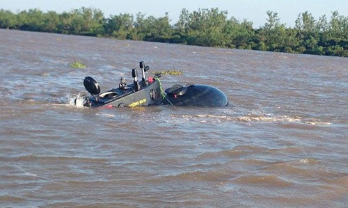 Tàu ngầm Trường Sa mini lần đầu thử nghiệm ở biển - ảnh 10