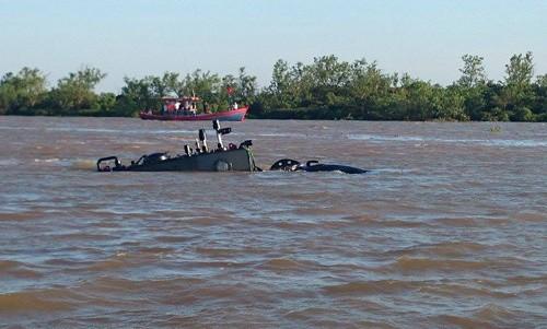 Tàu ngầm Trường Sa mini lần đầu thử nghiệm ở biển - ảnh 7