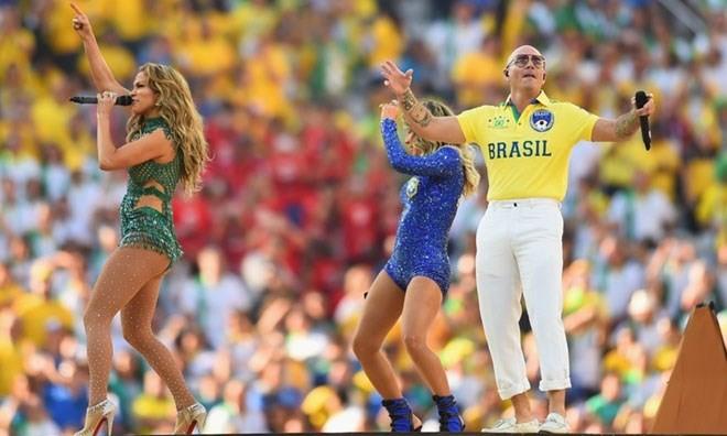 Khai mạc World Cup: Hòa nhịp những trái tim cuồng say - ảnh 20
