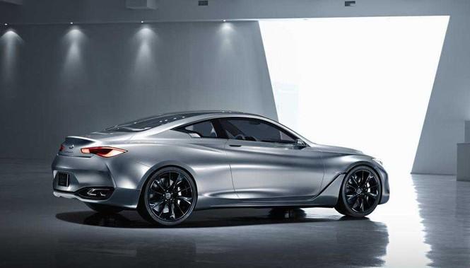 Lộ diện Infiniti Q60 Concept - ảnh 11