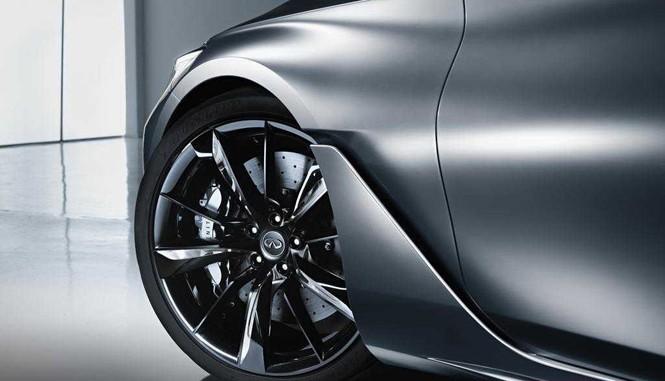 Lộ diện Infiniti Q60 Concept - ảnh 2