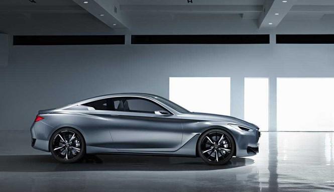 Lộ diện Infiniti Q60 Concept - ảnh 4