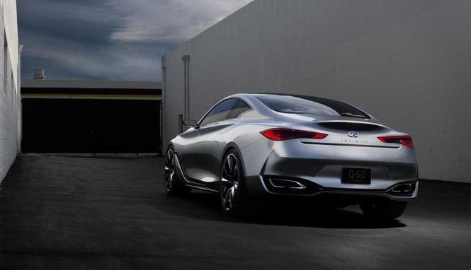 Lộ diện Infiniti Q60 Concept - ảnh 6
