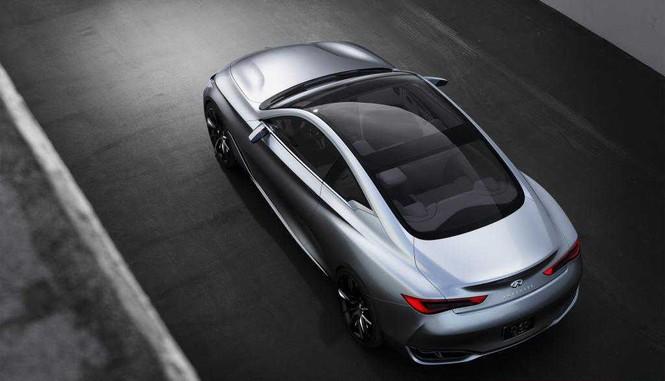 Lộ diện Infiniti Q60 Concept - ảnh 8