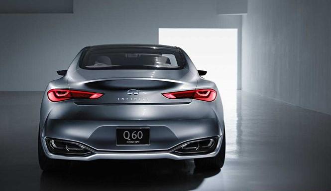 Lộ diện Infiniti Q60 Concept - ảnh 9