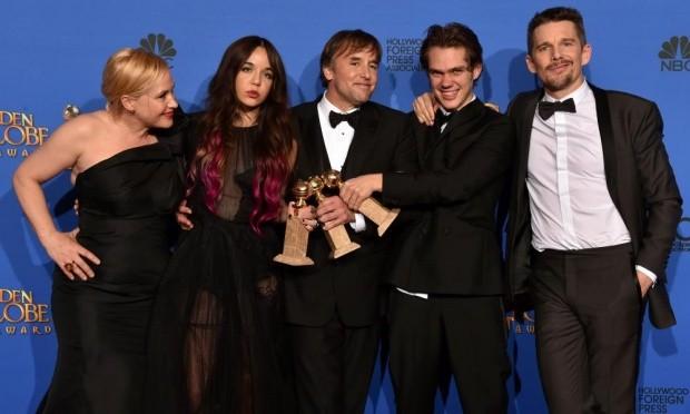 'Boyhood' thắng đậm tại Quả cầu vàng - ảnh 1