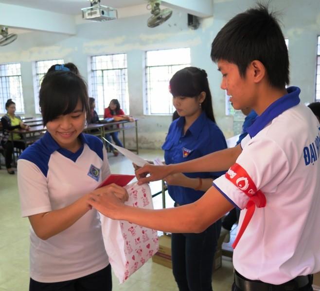 ĐH Cần Thơ ngân hàng máu sống cho người bệnh - ảnh 3