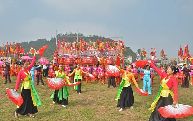 Khai hội Tịch điền Đọi Sơn - ảnh 16