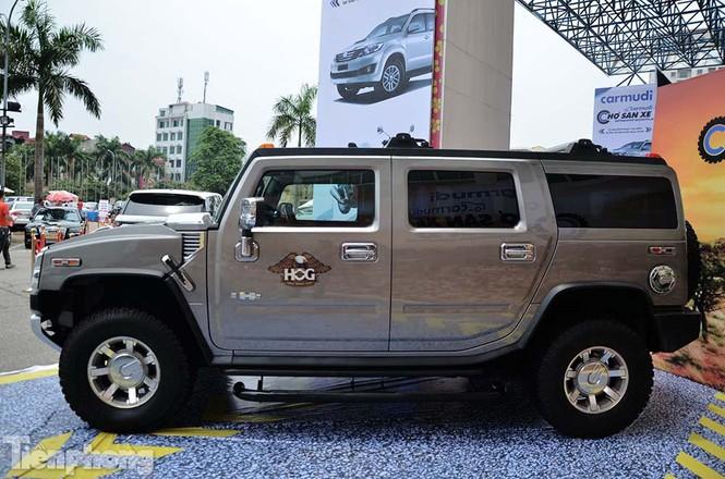 Chợ trời ô tô ở Thủ đô, mua xế tiền tỷ như chọn rau - ảnh 6