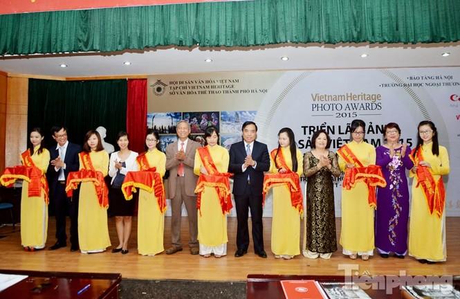 Mê hoặc với ảnh Di sản Việt Nam 2015 - ảnh 1