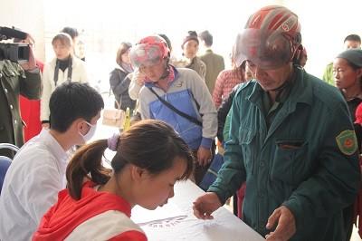 Hành trình tình nguyện: Xuân về trên Sìn Hồ - ảnh 9