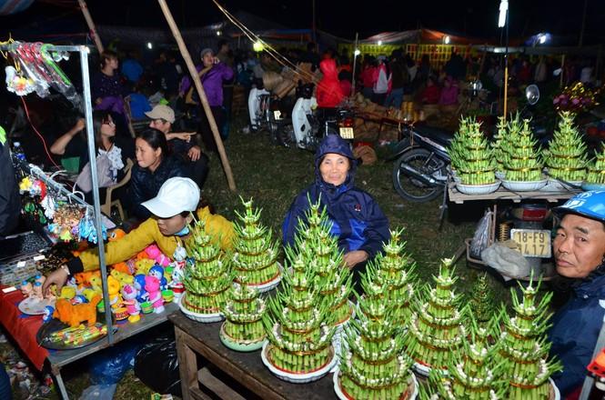 Bất chấp mưa lạnh, chợ Viềng đông nghịt khách 'mua may bán rủi' - ảnh 7