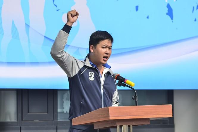 Đoàn Thanh niên các đơn vị thuộc Tổng Cục Chính trị CAND tranh tài thể thao - ảnh 3