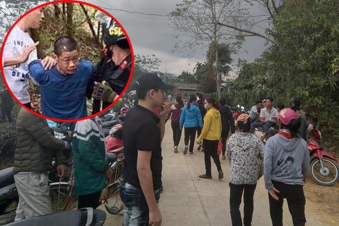 Khởi tố đối tượng gây ra vụ thảm án 5 người chết ở Thái Nguyên - ảnh 1