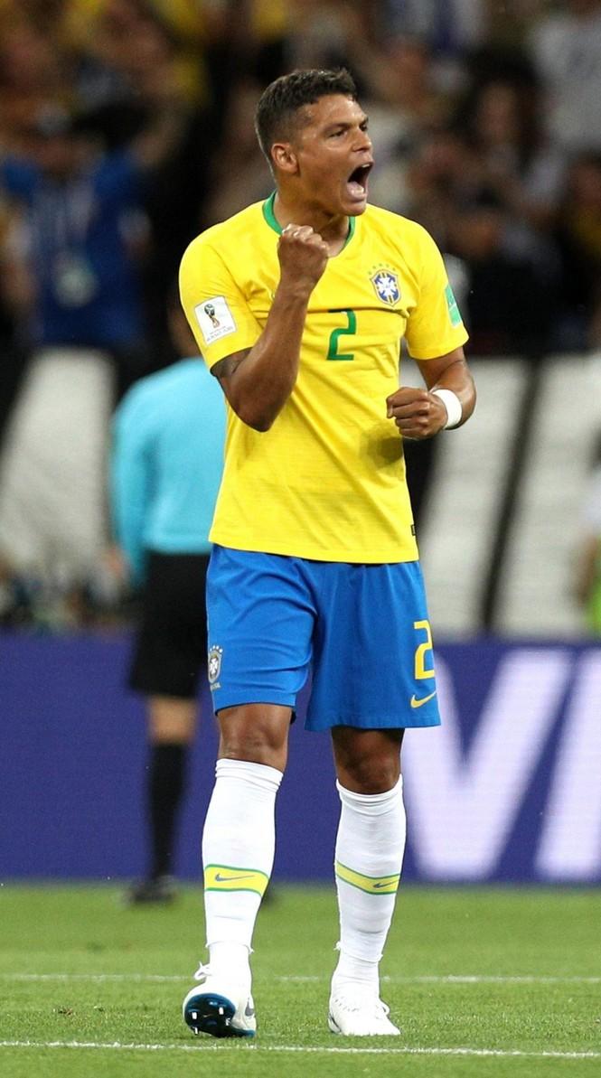 Đội trưởng Brazil Thiago Silva từng suýt chết ở Nga - ảnh 5