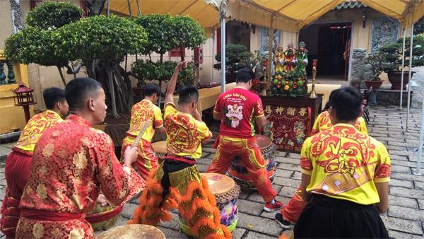 Ấn tượng lễ giỗ lần thứ 187 Tổng trấn Gia Định Lê Văn Duyệt - ảnh 1