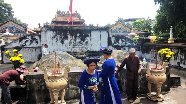 Ấn tượng lễ giỗ lần thứ 187 Tổng trấn Gia Định Lê Văn Duyệt - ảnh 10